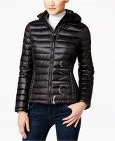 Calvin Klein Logo Packable Puffer Coat