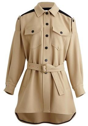 See by Chloe City coat