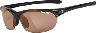 Tifosi Optics Wisp Gloss Black Polarized Sunglasses