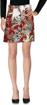 Just Cavalli Knee length skirts - Item 35334937