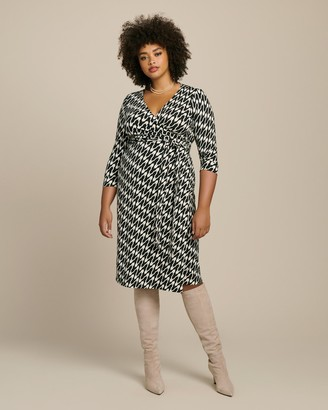 Diane von Furstenberg New Julian Two Classic Wrap Dress