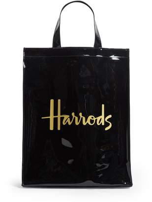 Harrods Medium Logo Shopper Bag