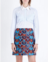 Mary Katrantzou Nerina cotton shirt