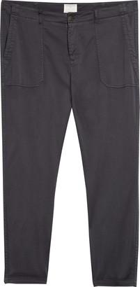Caslon Crop Utility Pants