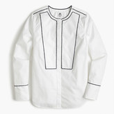 Thomas Mason for J.Crew embroidered button-up