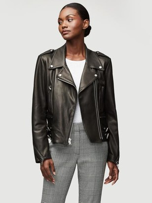Frame PCH Leather Jacket