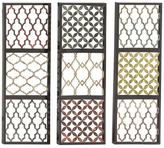 Triple Opening Wall Panels (Set of 3)