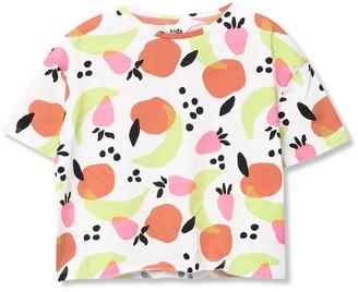 M&Co Fruit print t-shirt (3-12yrs)
