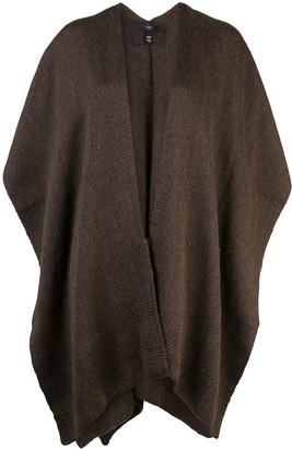 Voz Short knitted duster