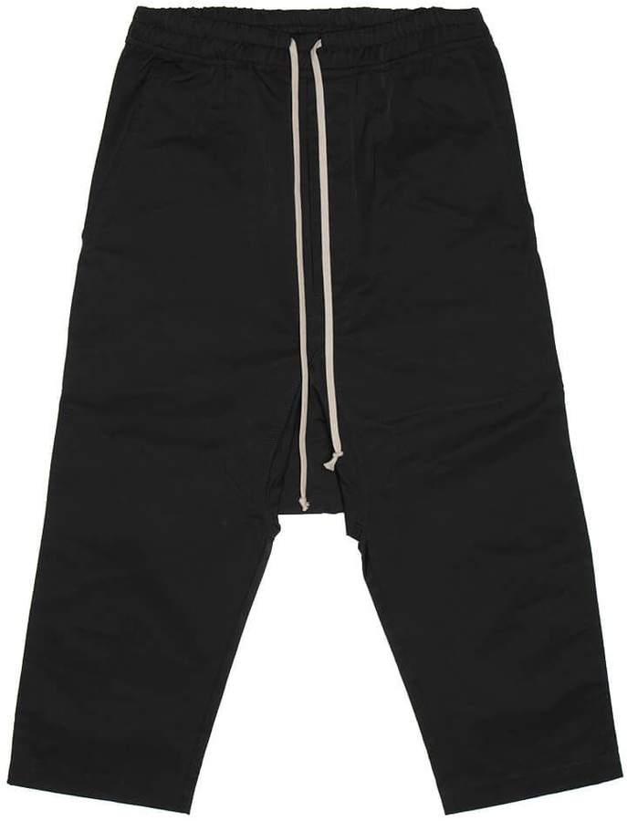 Drkshdw Drawstring Cropped Pants
