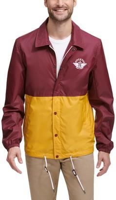 Dockers Men's Water-Resistant Coaches Jacket
