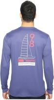 Vineyard Vines Long Sleeve Performance Catamaran T-Shirt