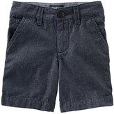 Osh Kosh Boys 4-8 Chambray Flat Front Denim Shorts
