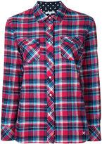GUILD PRIME classic plaid shirt - women - Cotton - 34