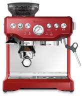 Breville The Barista ExpressTM BES870CBXL Espresso Machine in Cranberry Red