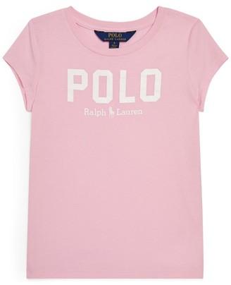 Ralph Lauren Kids Logo T-Shirt (2-4 Years)