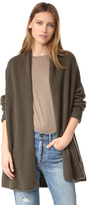Vince Texture Shawl Cardigan