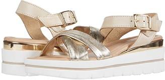 Cordani Alma (Platinum/Beige) Women's Sandals