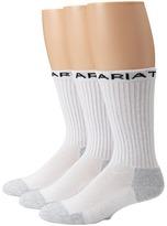 Ariat Mid-Calf Sport Sock 3-Pack