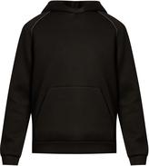 Alexander Wang Hooded neoprene sweatshirt