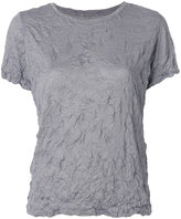 Issey Miyake Meringue T-shirt - women - Polyester - One Size