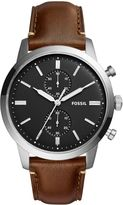 Fossil Fs5280 Strap Watch