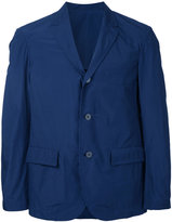 08sircus lightweight single-breasted blazer - men - Polyester/Cotton - 5