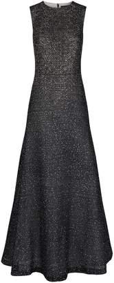 St. John Embellished Knit Gown