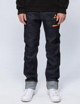 Iceberg Multi Color Inseam Jeans