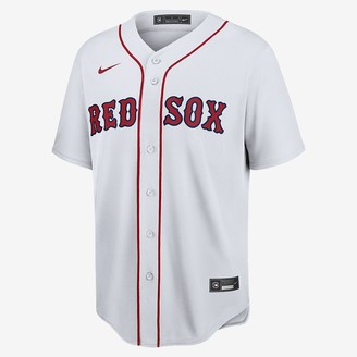Nike Men's Replica Baseball Jersey MLB Boston Red Sox (Andrew Benintendi)