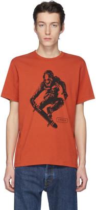 Coach 1941 Orange Skate Monster T-Shirt