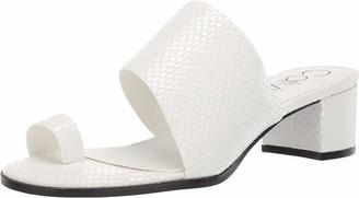 Calvin Klein Women's Dionne Heeled Sandal