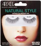 Ardell Fashion Lashes - 105 Black - Pack of 2