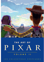 Disney Art of Pixar Postcards Volume II - Boxed Set