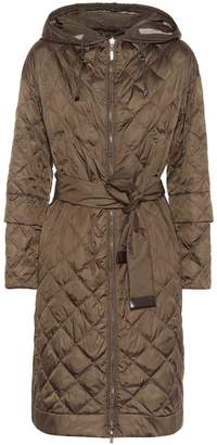 Max Mara S Enoveb reversible down coat
