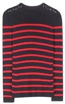 Etoile Isabel Marant Isabel Marant, Étoile Emsley Linen And Cotton-blend Sweater