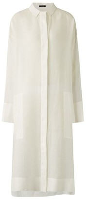 Joseph Daga Ramie Voile Dress