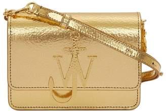 J.W.Anderson Anchor Logo metallic bag