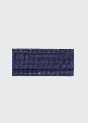 Judith Leiber Couture Ritz Fizz Crystal Clutch Bag