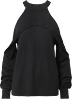 Dion Lee Sleeve Release Navy Merino Sweater