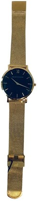 Larsson & Jennings Gold Gold plated Watches