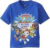 Nickelodeon Toddler Boys Paw Patrol Group Short Sleeve Tshirt