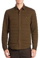 Polo Ralph Lauren Quilted Shirt Jacket