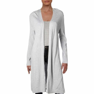 Jones New York Women's L/SLV Open Front Cardigan W/Slits