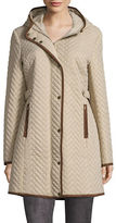 Larry Levine Quilted Jacket