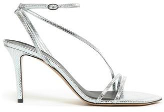 Isabel Marant Axee heeled sandals