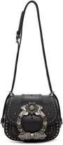 Miu Miu Black Mini Dahlia Bag