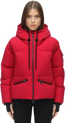 MONCLER GRENOBLE Airy Tech Poplin Down Jacket