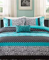 mi zone chloe 3pc twintwin xl comforter set bedding