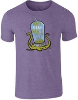 Dont Blame Me I Voted For Kodos S Short Sleeve T-Shirt by Pop Threads